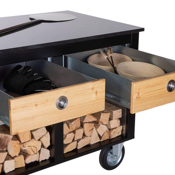merklinger-holzbackofen-grill-pizzaofen-brotbackofen-mobiler-seitentisch-granit-schubladen-ofen-zubehoer2-schwarz