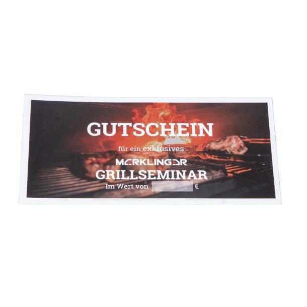 Merklinger Holzbackofen Grill Pizzaofen Brotbackofen Grillseminar Gutschein
